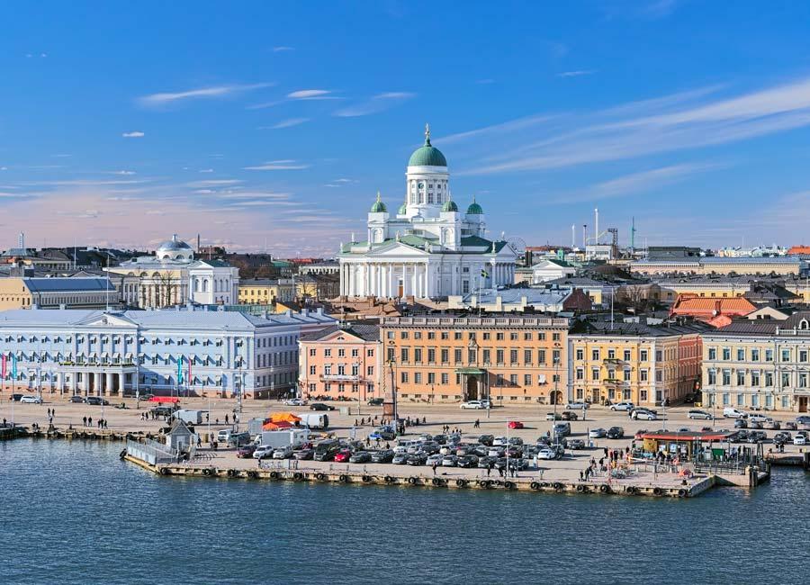 Mission Helsinki